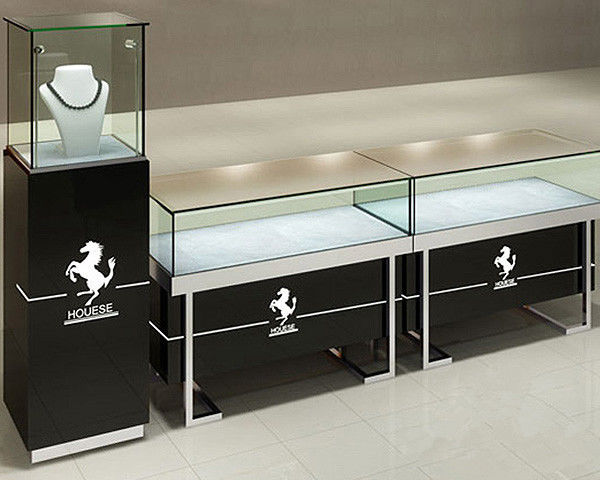 Wholesale counter jewelry display/Jewelry Store Display Showcase dostawca
